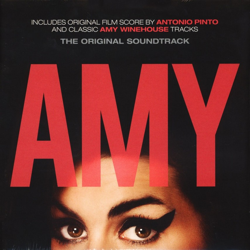 Amy Winehouse & Antonio Pinto - Amy (The Original Soundtrack)