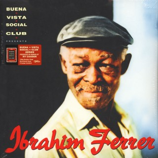 Ibrahim Ferrer - Buena Vista Social Club Presents Ibrahim Ferrer
