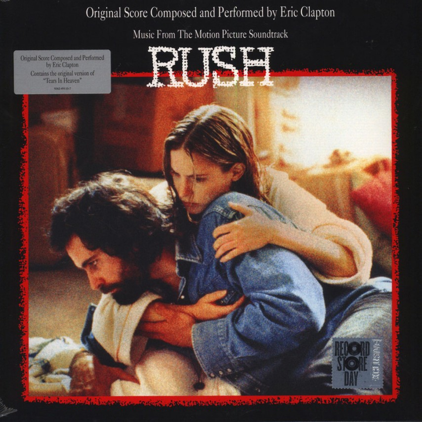 Eric Clapton - Music From The Motion Picture Soundtrack Rush