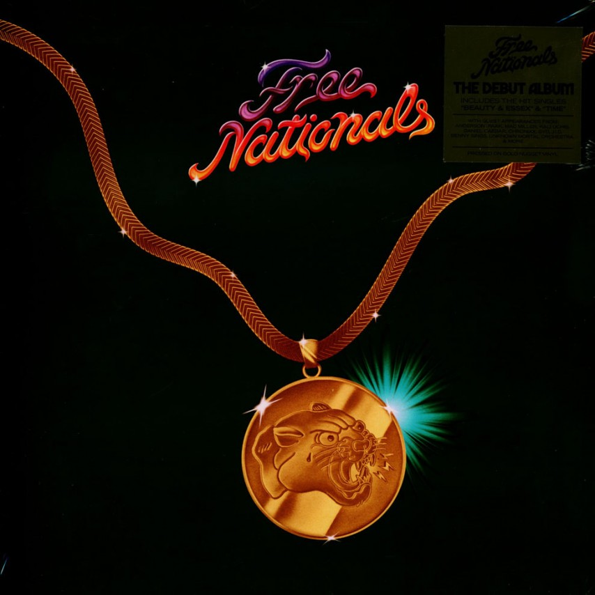 The Free Nationals - Free Nationals