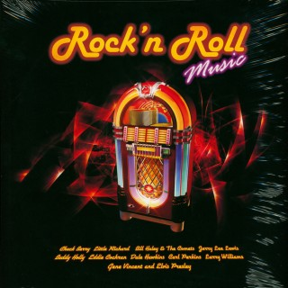Various Artists - Rock'n Roll Music