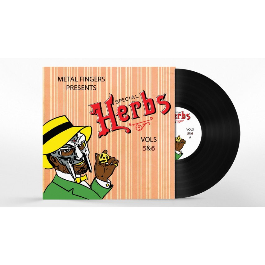 MF Doom - Special Herbs Vol.5&6