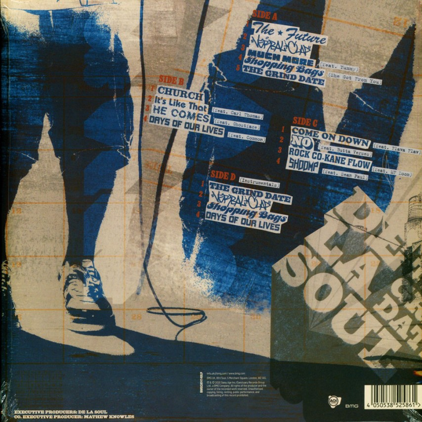 De La Soul - The Grind Date