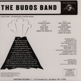 Budos Band - The Budos Band