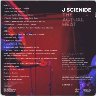 J Science - The Actual Heat