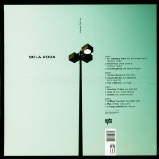 Sola Rosa - Chasing the Sun
