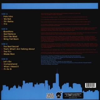 Pete Rock - NY's Finest (Instrumentals)