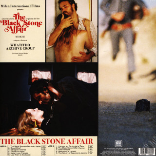 Whatitdo Archive Group - Black Stone Affair (OST)