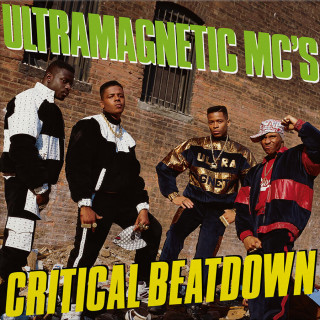 Ultramagnetic MC's - Critical Beatdown (Expanded Edition)