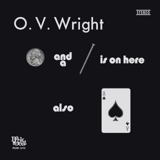 O.V. Wright - A Nickel and a Nail and Ace of Spades