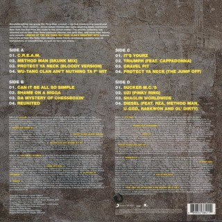 Legend Of The Wu-Tang - Greatest Hits