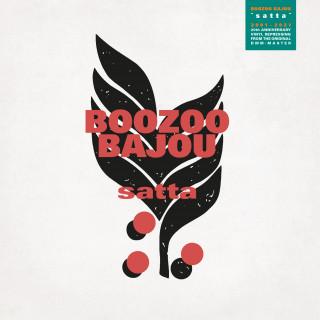 Boozoo Bajou - Satta (20th Anniversary 2LP Edition)