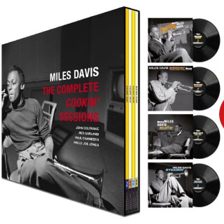 Miles Davis - Complete Cookin' Sessions