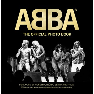 Jan Gradvall & Petter Karlsson - ABBA: The Official Photo Book