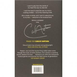 Carlos Santana, Ashley Kahn & Hal Miller - Carlos Santana - The Universal Tone