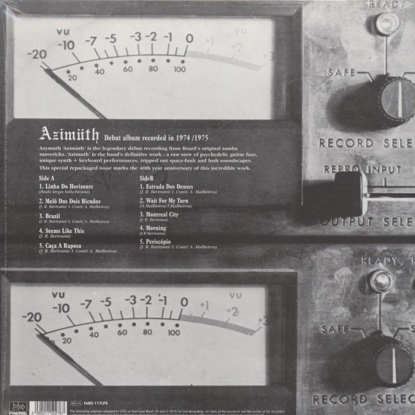 Azymuth - Azimüth