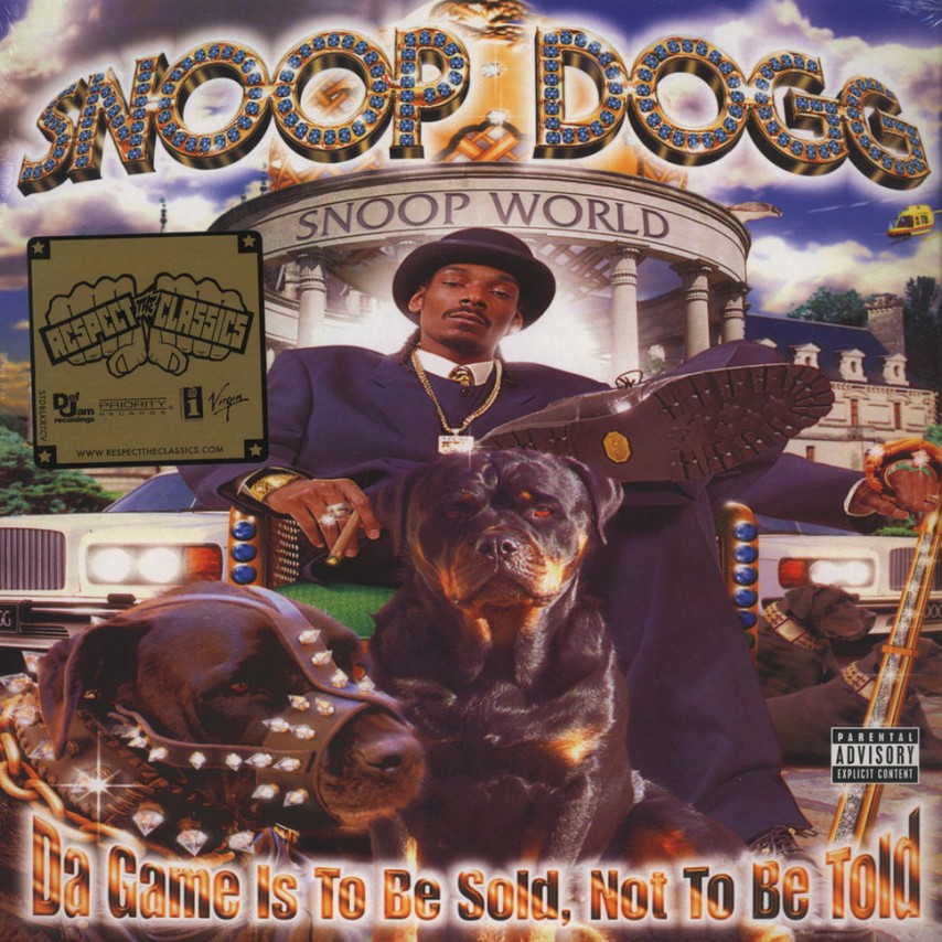 Snoop Doggy Dogg - Da Game Is To Be Sold Not To Be Told