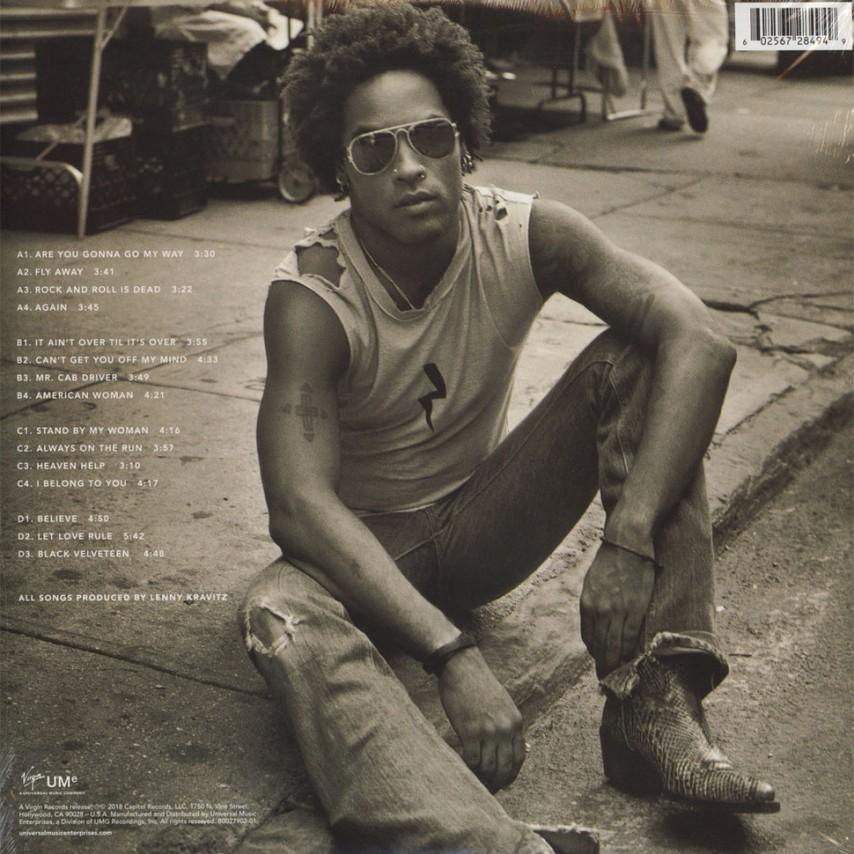 Lenny Kravitz - Greatest Hits