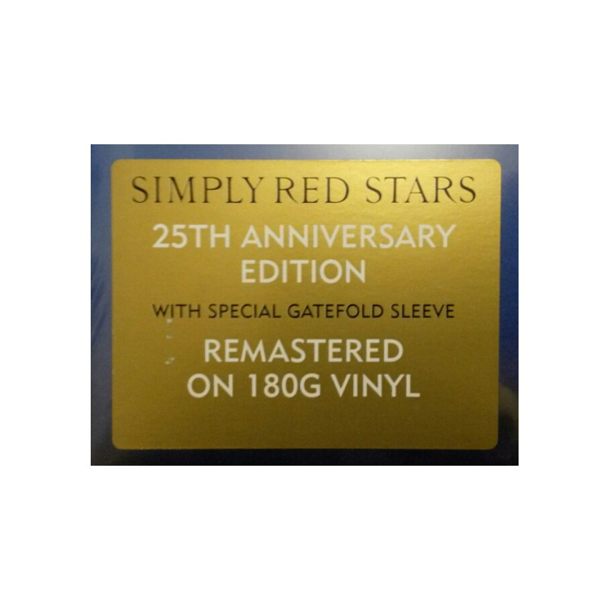 Simply Red - Stars (25Th Anniversary Edition)