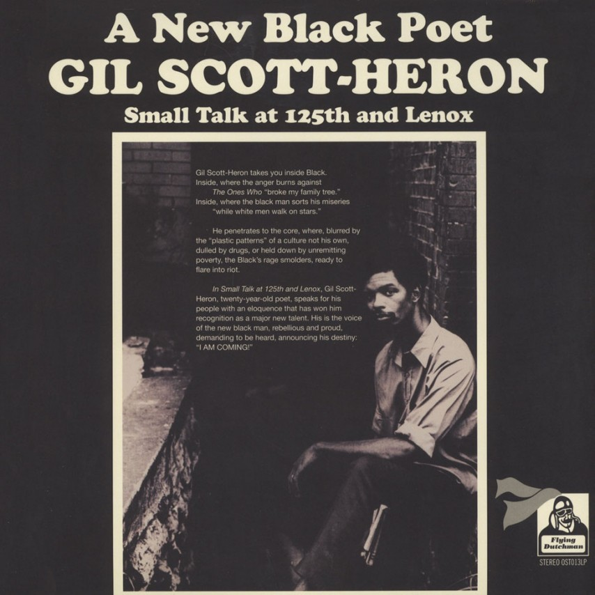 Gil Scott-Heron - Small Talk At 125th And Lenox