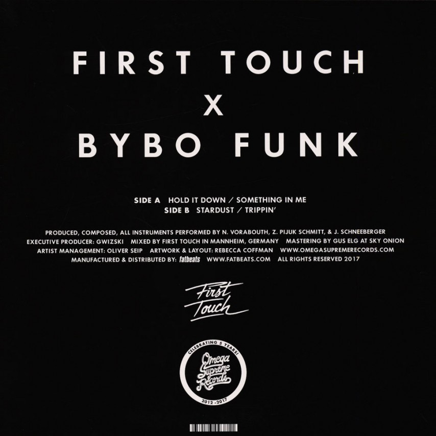 First Touch x Bybo Funk - Stardust