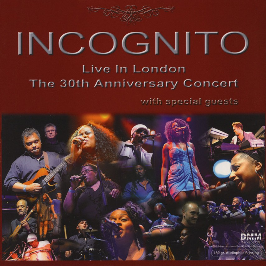 Incognito - Live In London (The 30th Anniversary Concert)