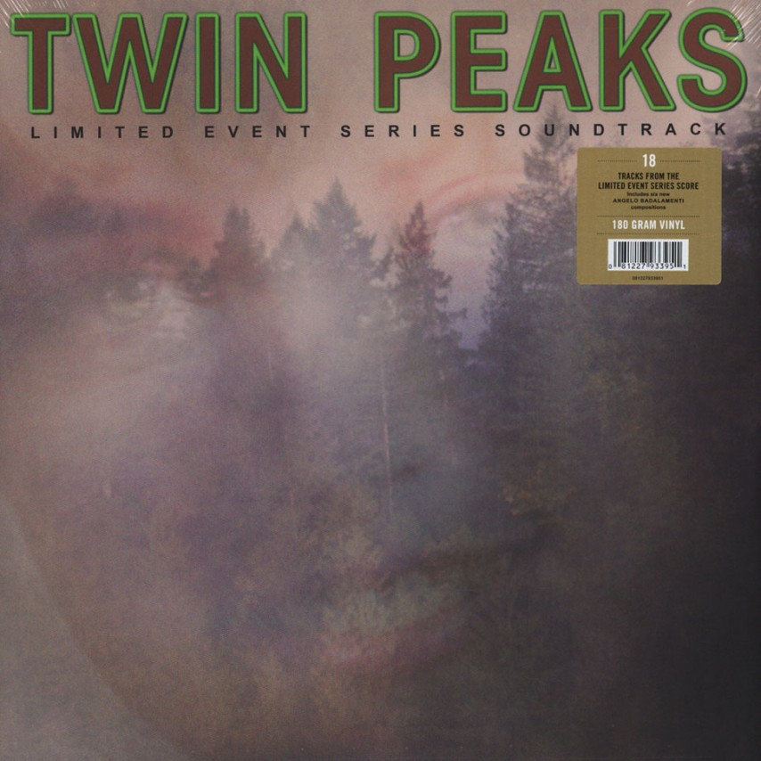 Original Soundtrack - Twin Peaks (Limited Event Series Soundtrack)