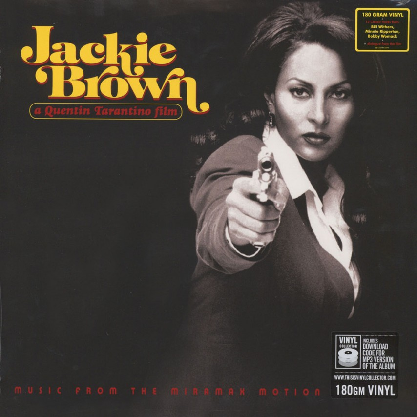 Original Soundtrack - Jackie Brown (a Quentin Tarantino film)