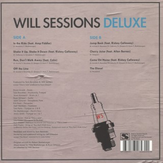 Will Sessions - Deluxe