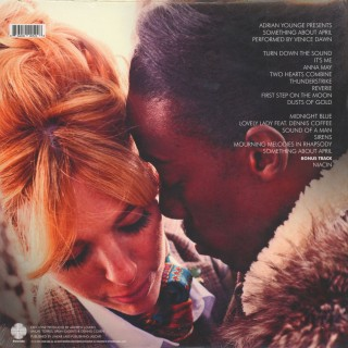 Adrian Younge - Presents Venice Dawn – Something About April