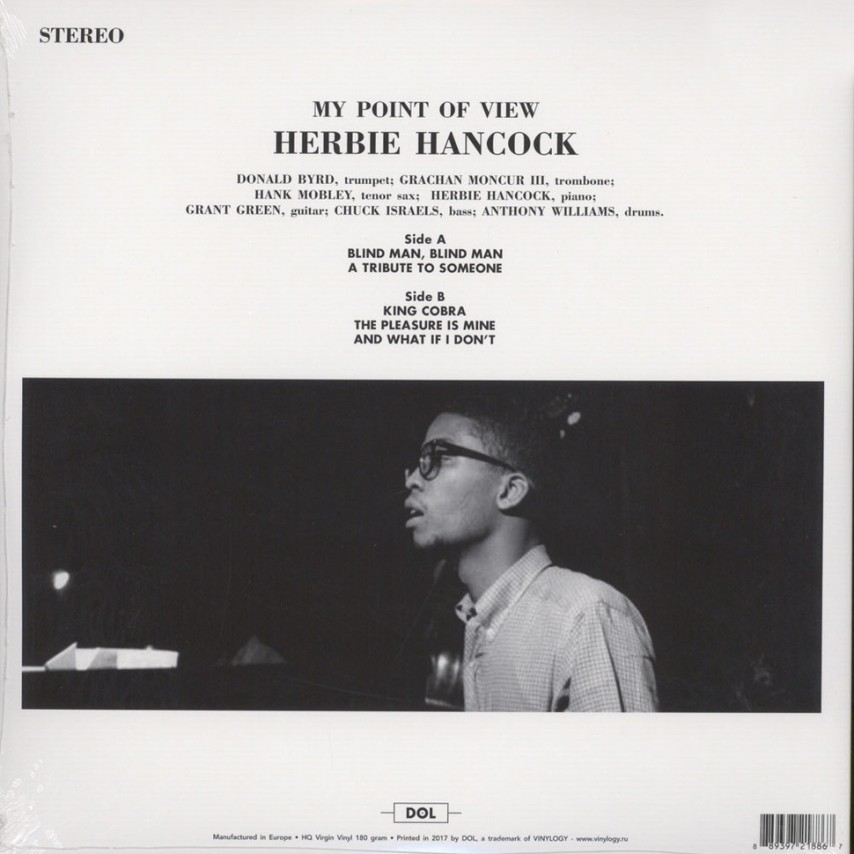 Herbie Hancock - My Point Of View