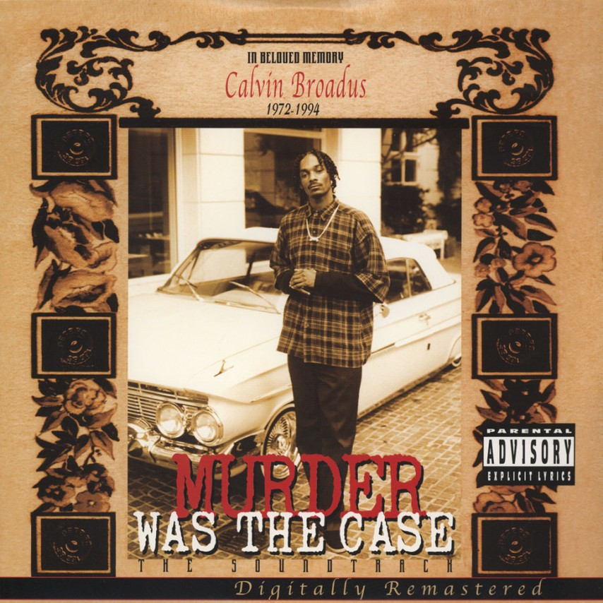 Original Soundtrack - Murder Was The Case