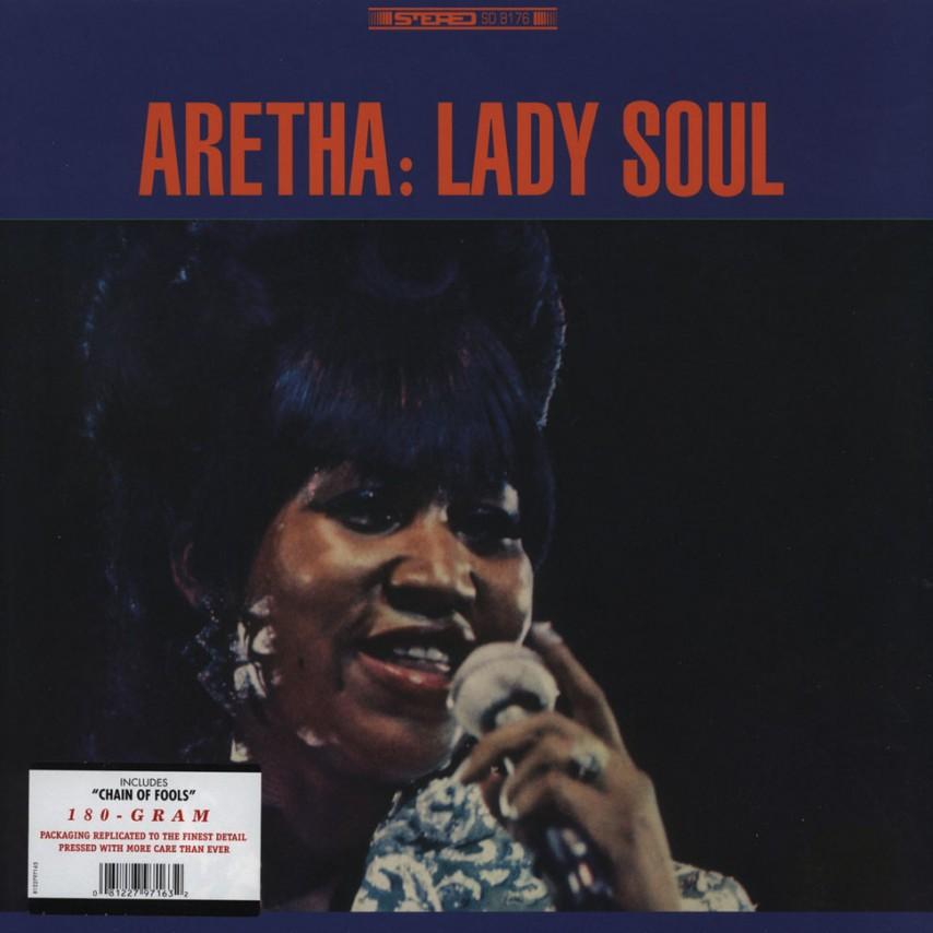 Aretha Franklin - Lady Soul