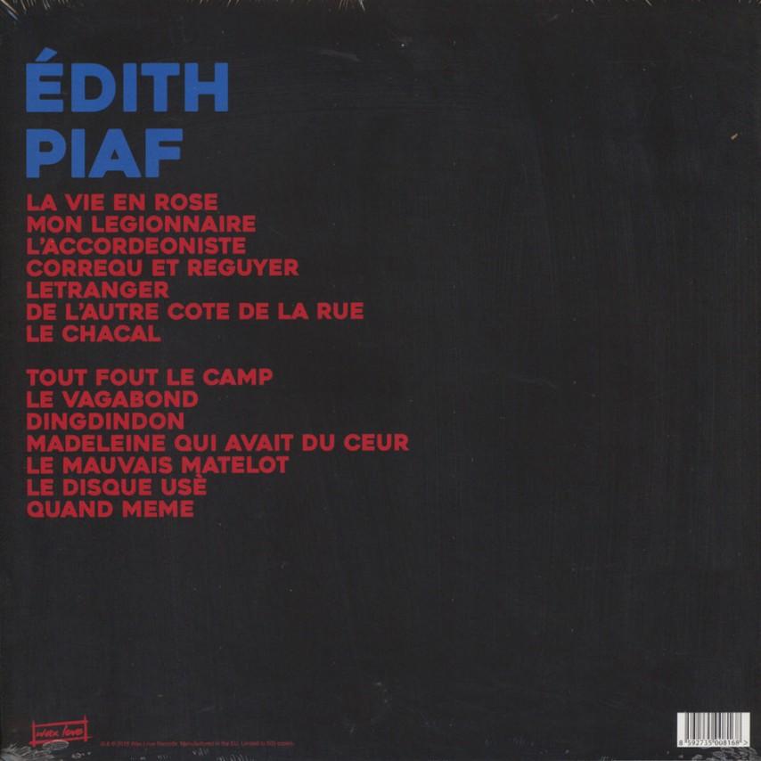 Edith Piaf - Les Plus Belles Chansons