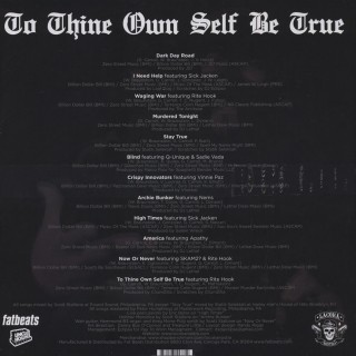 La Coka Nostra - To Thine Own Self Be True