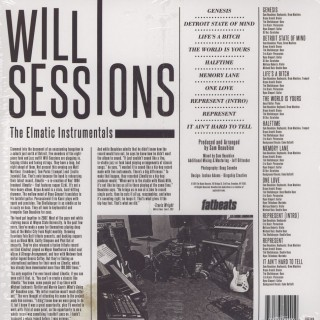 Will Sessions - The Elmatic Instrumentals