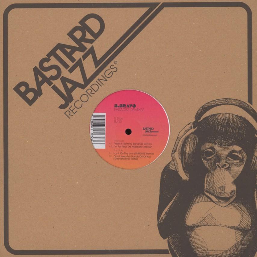 B.Bravo - Paradise Remixes