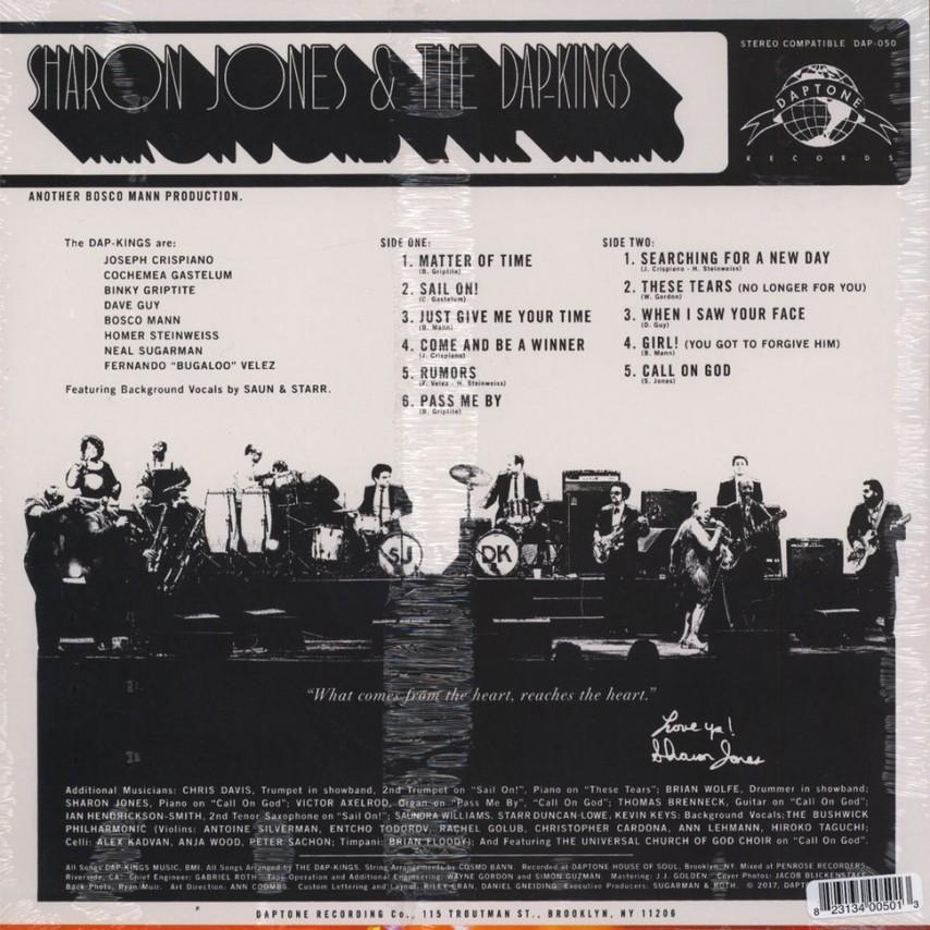 Sharon Jones & The Dap Kings - Soul Of A Woman