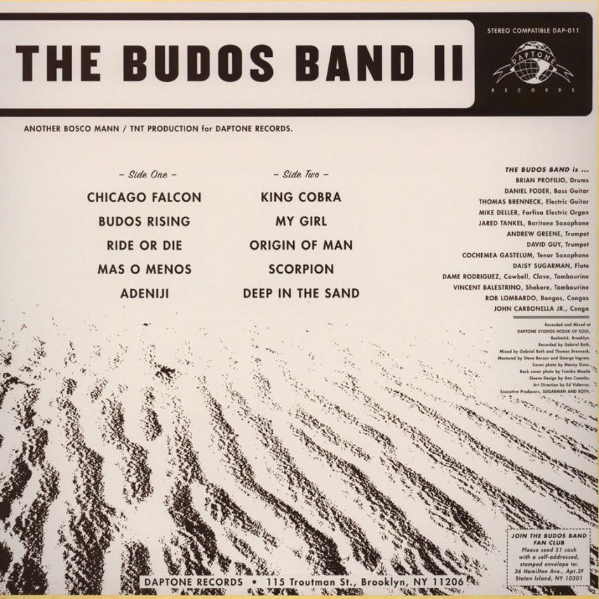Budos Band - The Budos Band II