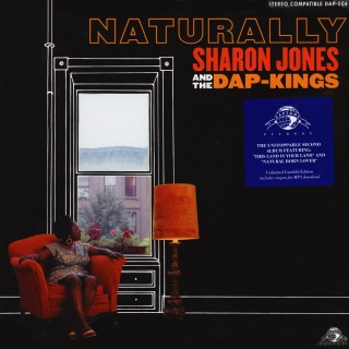 Sharon Jones & The Dap Kings - Naturally