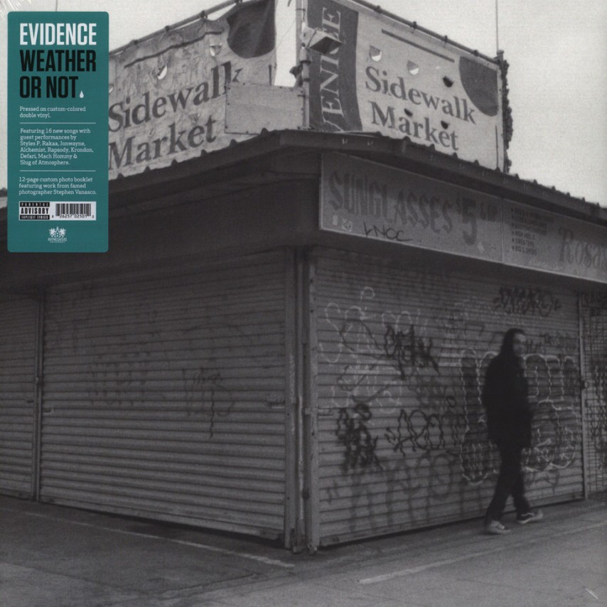 Evidence - Weather Or Not
