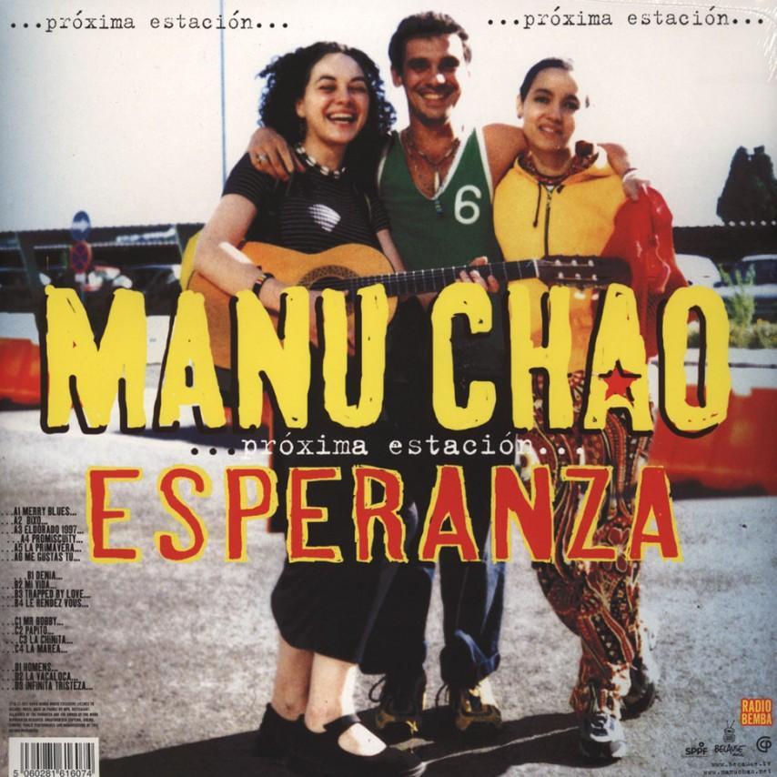 Manu Chao - Proxima Estacion: Esperenza