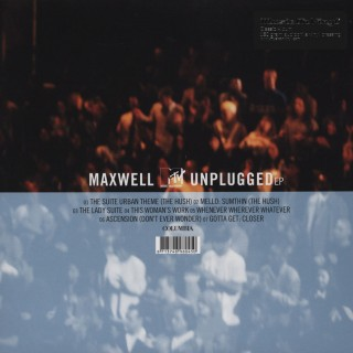 Maxwell - MTV Unplugged EP