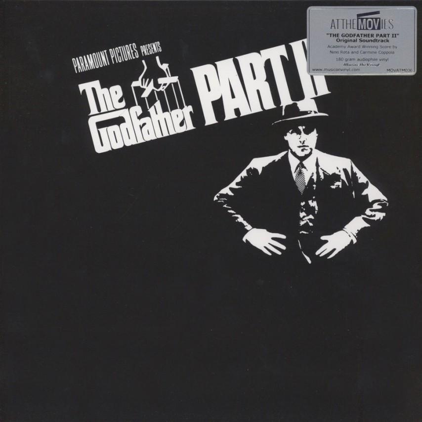 Original Soundtrack - The Godfather · Part II (Original Motion Picture Soundtrack)
