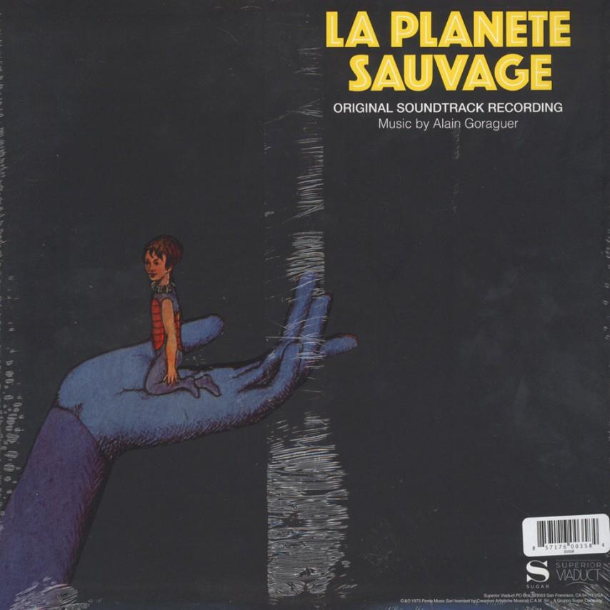 Alain Goraguer - La Planète Sauvage (Original Soundtrack Recording)